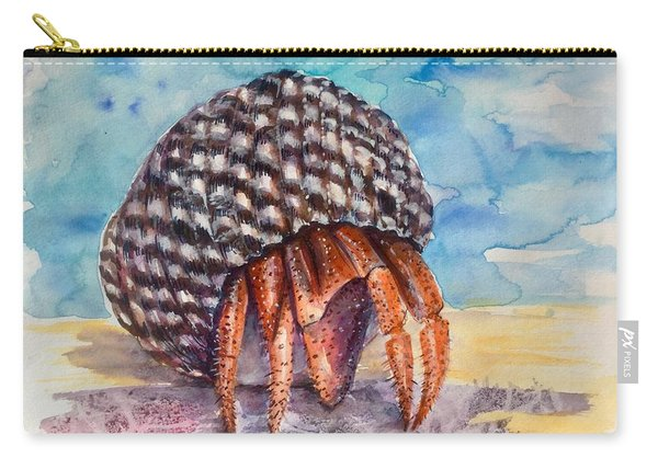 Hermit Crab 4 Carry-all Pouch