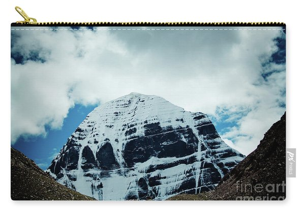 Holy Kailas North Slop Himalayas Tibet Artmif.lv Carry-all Pouch