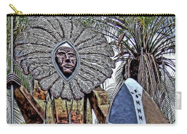 Honolulu Zoo Keeper II Carry-all Pouch