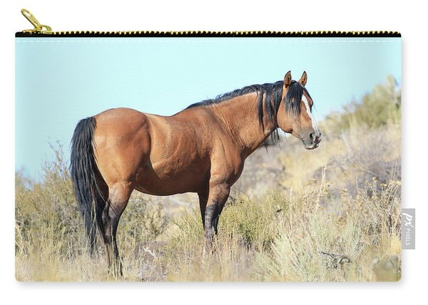 Honor Of The Steens Carry-all Pouch