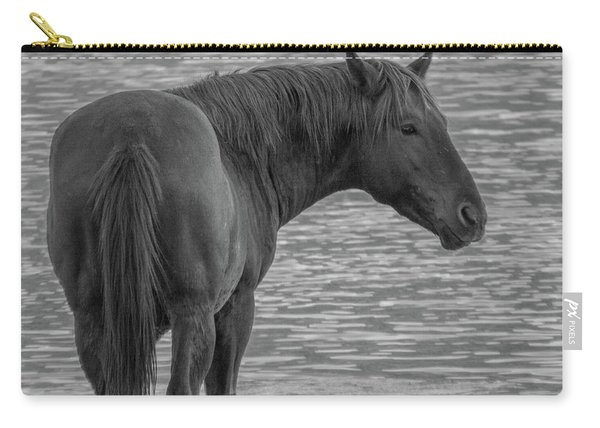 Horse 10 Carry-all Pouch