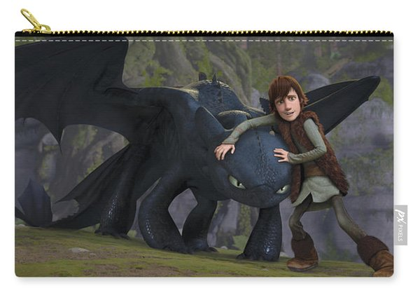 How To Train Your Dragon Carry-all Pouch