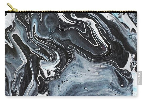 I Know It Looks Like Marble Carry-all Pouch
