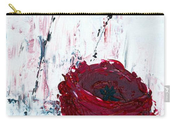Impressionist Floral B8516 Carry-all Pouch