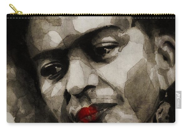 Inspiration - Frida Kahlo Carry-all Pouch