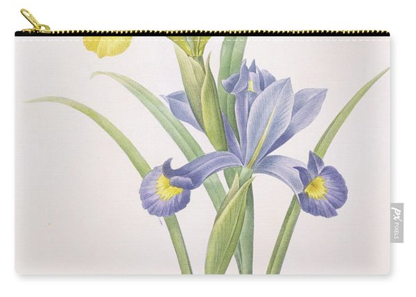 Iris Xiphium Carry-all Pouch