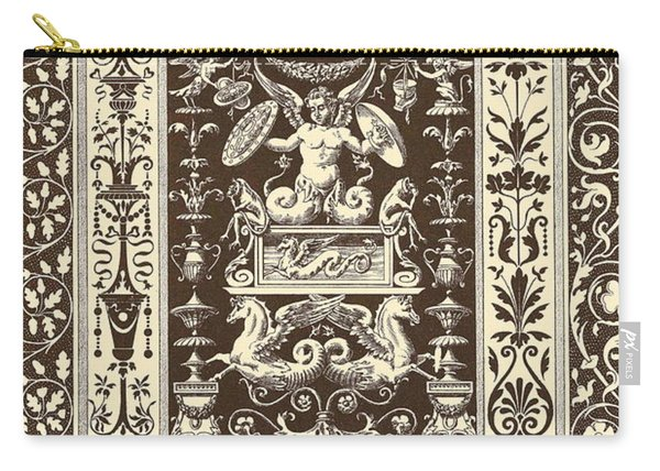 Italian Renaissance Carry-all Pouch