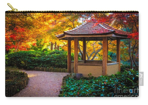 Japanese Gazebo Carry-all Pouch