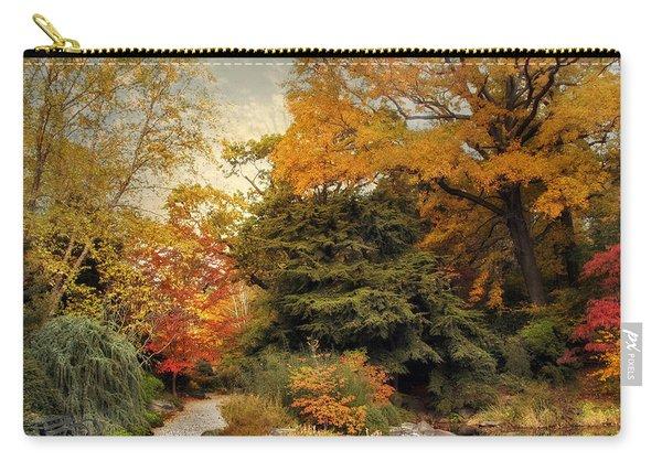 Japanese Rock Garden Carry-all Pouch