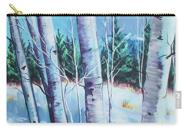 Jemez Mountain Moment Carry-all Pouch