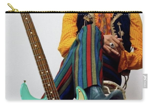 Jimi Hendrix, Fender Guitar Carry-all Pouch