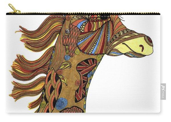 Josi Giraffe Carry-all Pouch