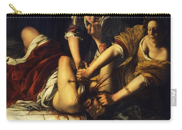 Judith Beheading Holofernes Carry-all Pouch