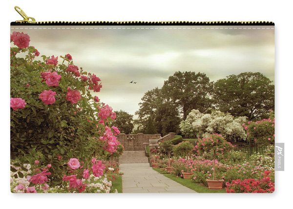 June In Bloom Carry-all Pouch