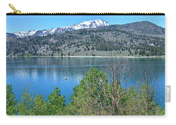 June Lake Panorama Carry-all Pouch