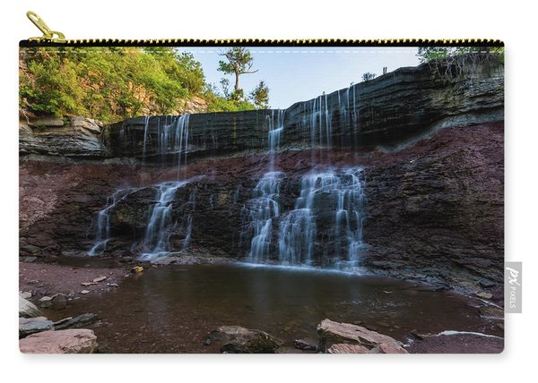 Kansas Waterfall Carry-all Pouch