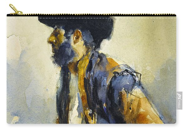 King Of The Gypsies Carry-all Pouch