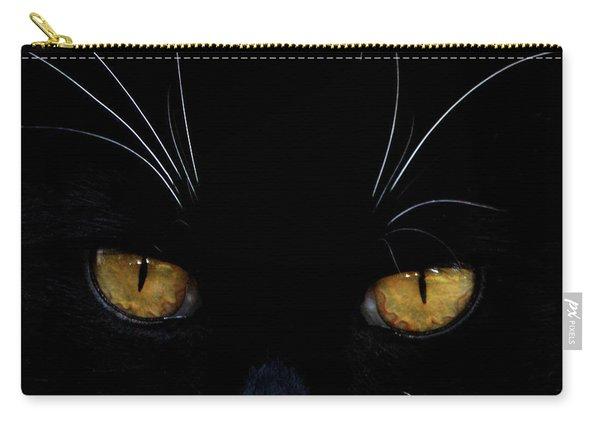 Kitkat Portrait Carry-all Pouch