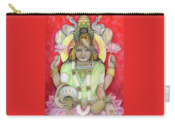 Lakshmi Carry-all Pouch