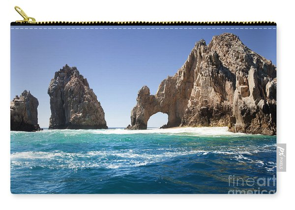 Lands End In Cabo San Lucas Mexico Carry-all Pouch