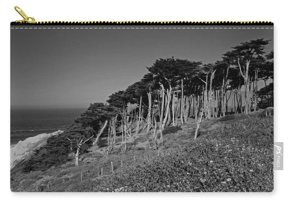 Lands End In San Francisco Carry-all Pouch