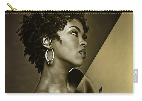 Lauryn Hill Collection Carry-all Pouch