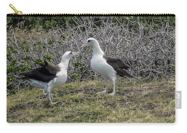 Laysan Albatross Hawaii #2 Carry-all Pouch
