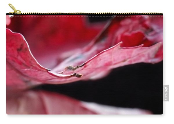 Leaf Study V Carry-all Pouch