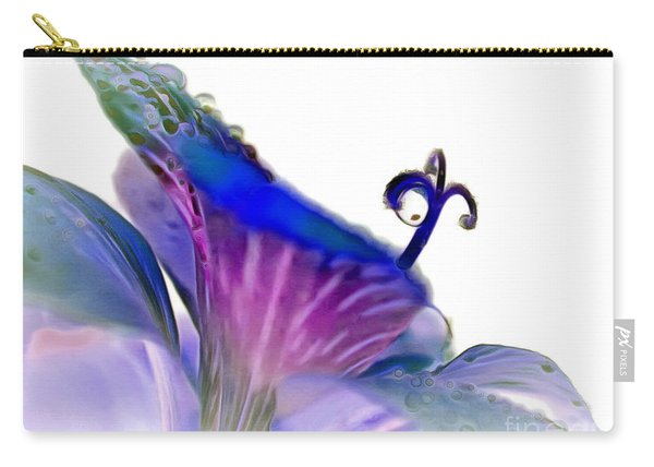 Life In Bloom Carry-all Pouch