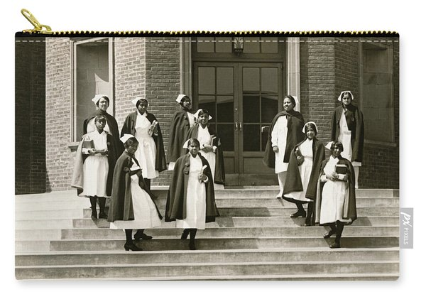 Lincoln School For Nurses Carry-all Pouch
