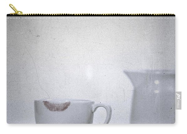Lip Marks Carry-all Pouch