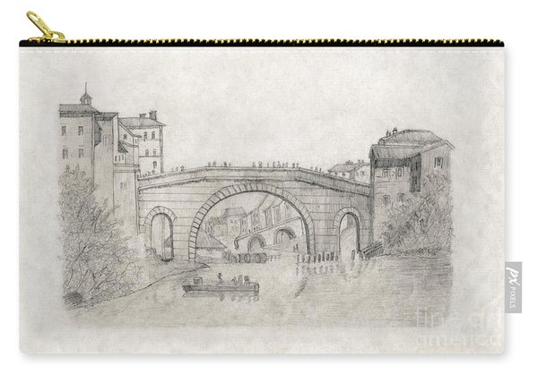 Liverpool Bridge Carry-all Pouch