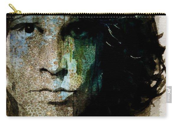 Lizard King / Jim Morrison Carry-all Pouch