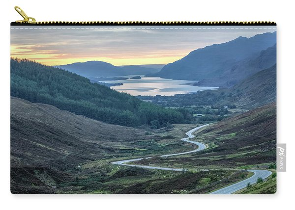 Loch Maree - Scotland Carry-all Pouch