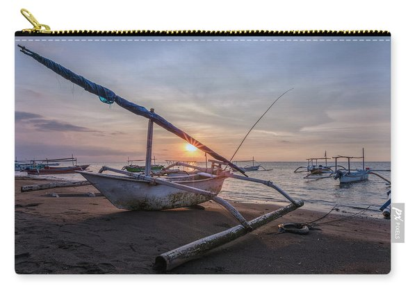 Lovina - Bali Carry-all Pouch
