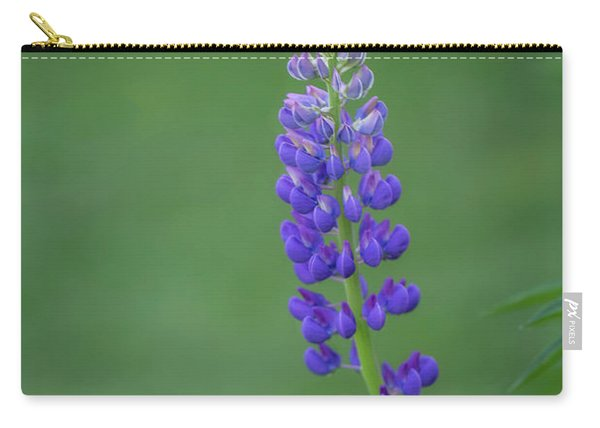 Graceful Lupine Carry-all Pouch