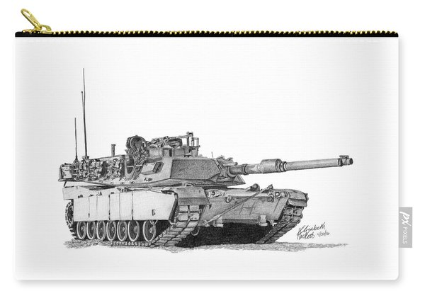 M1a1 Tank Carry-all Pouch