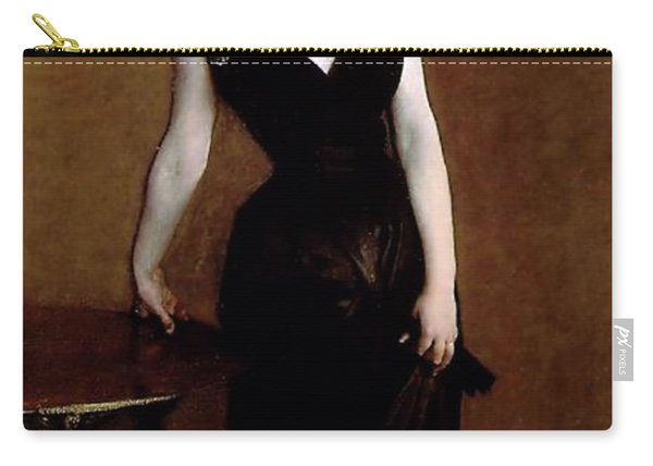Madame X Carry-all Pouch