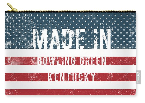 Made In Bowling Green, Kentucky Carry-all Pouch