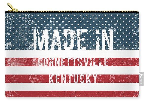 Made In Cornettsville, Kentucky Carry-all Pouch