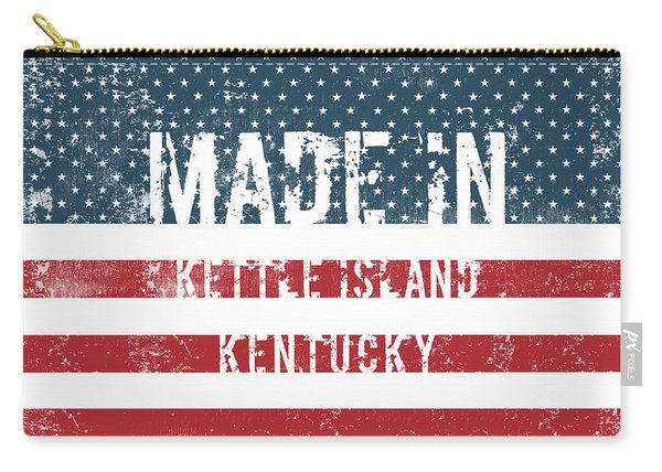 Made In Kettle Island, Kentucky Carry-all Pouch
