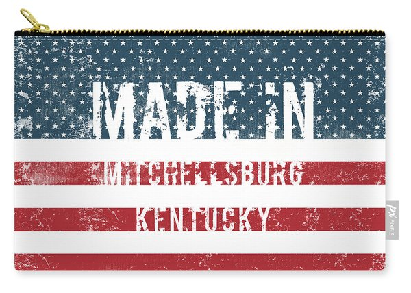 Made In Mitchellsburg, Kentucky Carry-all Pouch