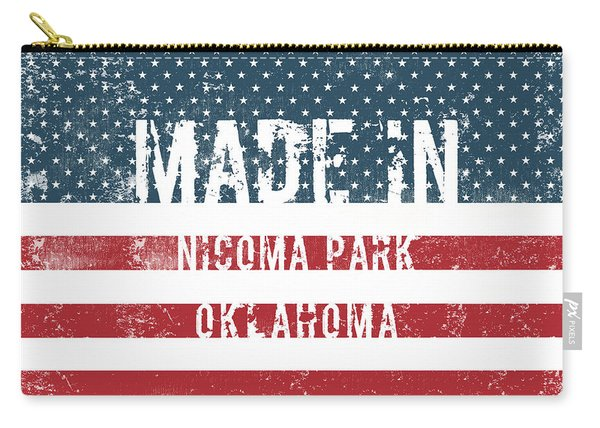 Made In Nicoma Park, Oklahoma Carry-all Pouch