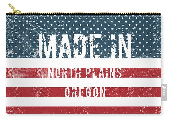 Made In North Plains, Oregon Carry-all Pouch