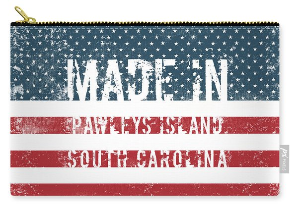 Made In Pawleys Island, South Carolina Carry-all Pouch