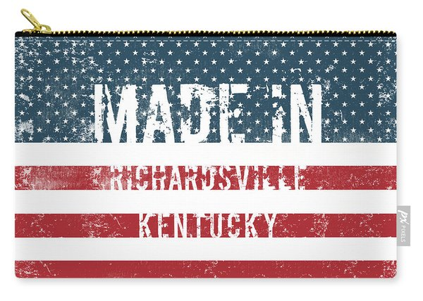 Made In Richardsville, Kentucky Carry-all Pouch