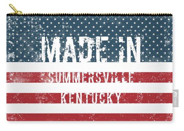 Made In Summersville, Kentucky Carry-all Pouch
