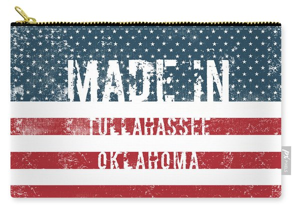Made In Tullahassee, Oklahoma Carry-all Pouch