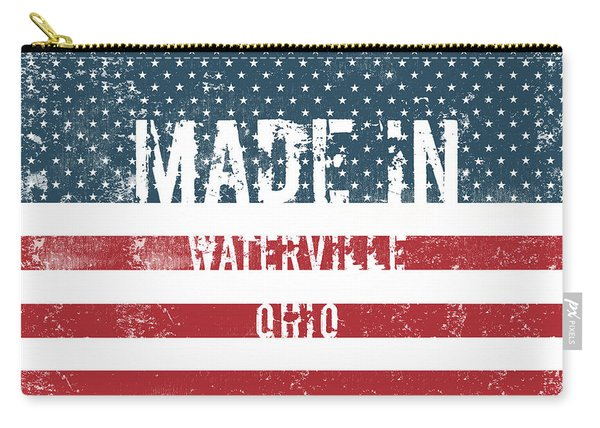 Made In Waterville, Ohio Carry-all Pouch