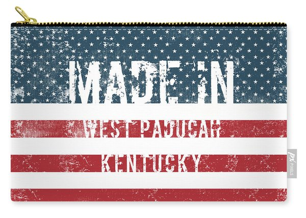 Made In West Paducah, Kentucky Carry-all Pouch